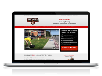 tulsa web design