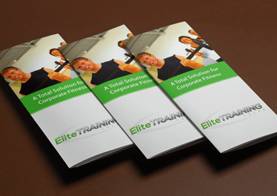EliteTrainingGym-Brochure