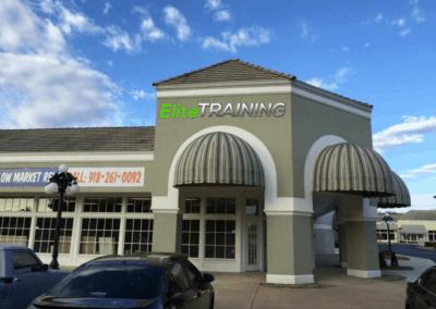 EliteTrainingGym-Signage