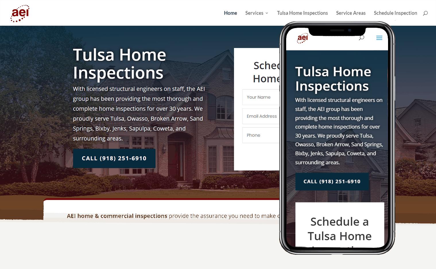 Tulsa Web Design