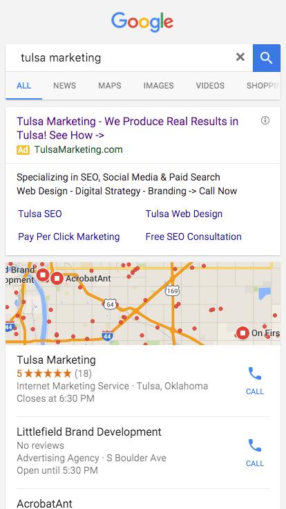 Tulsa SEO
